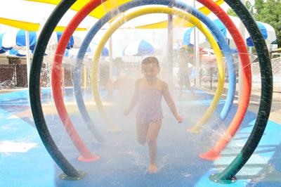 Memphis Jewish Community Center Outdoor Water Park